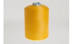 Нить полиэфирная текстурированная 16,7 ТЕКС желтая Индия