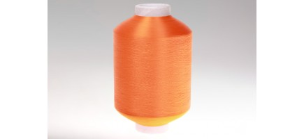 Нить полиэфирная 16,7 ТЕКС оранжевый № 77 Индия