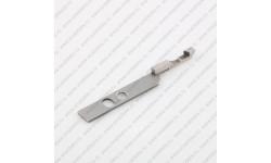 Нож латексной нити подвижный 10 кл