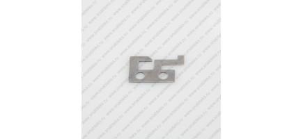 Пластина для дополительной нити 11N-06-11