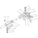 T-10 Блок управления нитеводителя