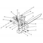 Купить T-02 Блок управления нитеводителя с доставкой по России по низкой цене!