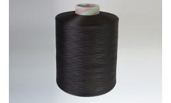 Полиамидная нить текстурированная (нейлон) 7,8 текс * 2 | черная
