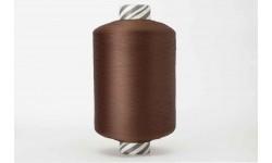 Нить полиэфирная текстурированная 16,7 | коричневый № 1039 - Индия