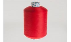 Нить полиэфирная текстурированная 16,7 | красная № 1036 Индия