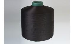 Нить полиэфирная текстурированная 18,8 текс черная