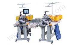Перчаточный автоматический швейный оверлок