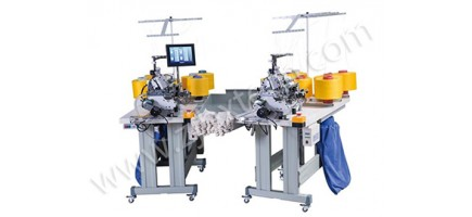 Перчаточный автоматический швейный оверлок Automatic Glove Overlock Machine